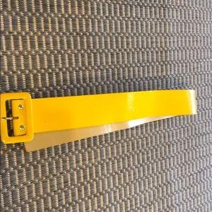 Accessories - Yellow belt